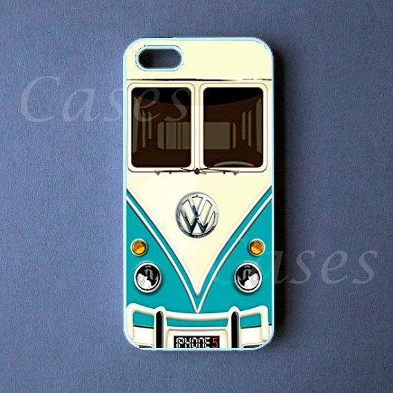 VW Minibus Iphone 5 Cover – $15
