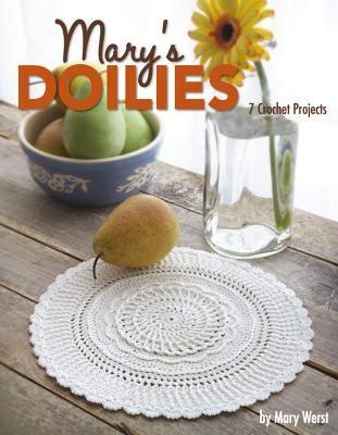 Mary's Doilies (Leisure Arts #3853)【楽天ブックス】