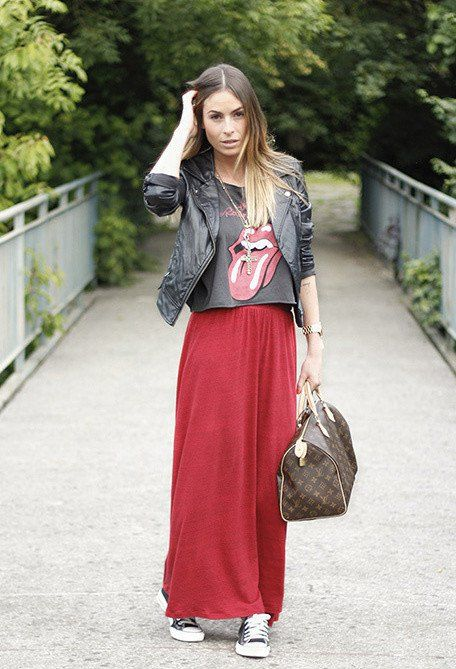 25 best ideas about skirt and sneakers on