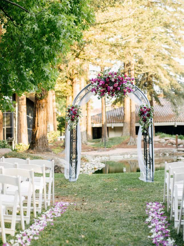fa9ff93587232d8dd8801a7d8326dcd7 - Freedom Hall And Gardens Wedding Photos