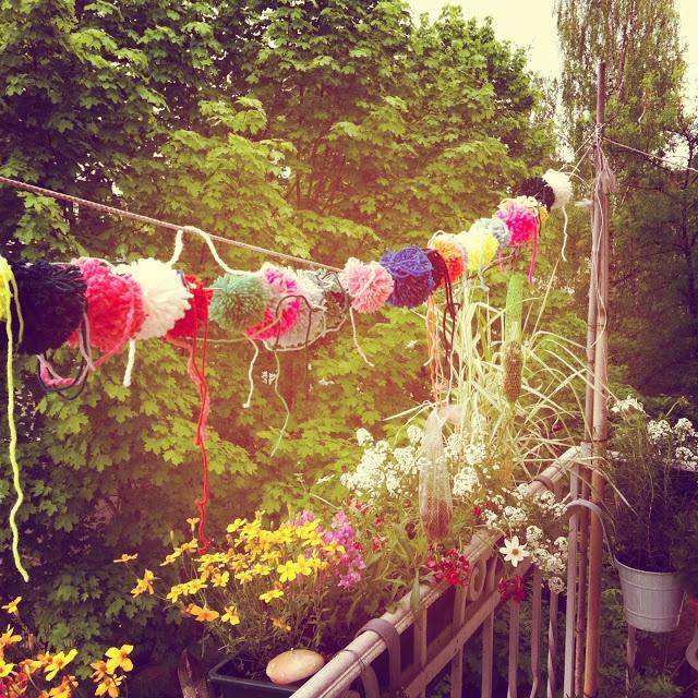 Get Crafty: DIY Party Garlands