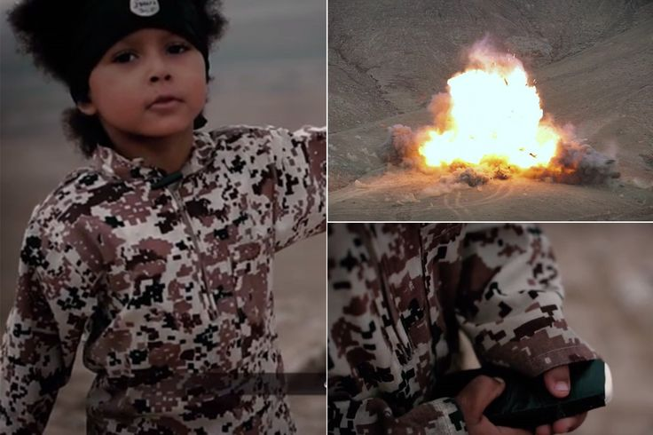 New ISIS propaganda video shows an orphanage full of children who's their terrorists parents have been killed and now are being trained as the next generation of ISIS terrorists.