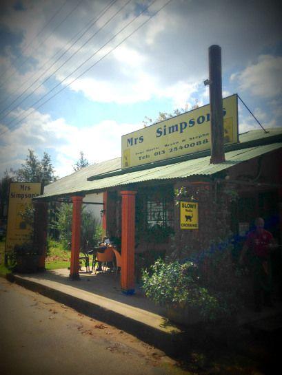Mrs. Simpsons Restaurant - Dullstroom