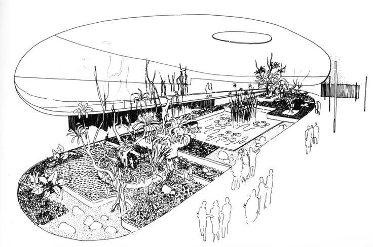 arquitectura + historia: Roberto Burle Marx: Paisajismos Líricos e Inspiradores