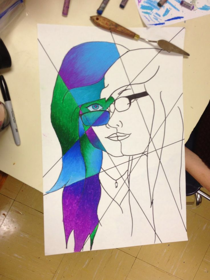 Best Art Lesson Ideas Self Portrait Images On Pinterest