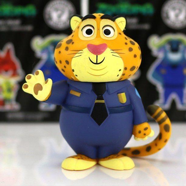 Officer Clawhauser from our Zootopia video! #Zootopia #Disney #kidsmovie #toys #zootropolis #youtube #kids #disneymovie