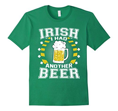 St Patrick's Paddy's Shirt Irish Another Beer Men Women