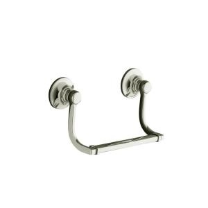 Bancroft Hand Towel Holder in Vibrant Polished Nickel-K-11416-SN at The Home Depot