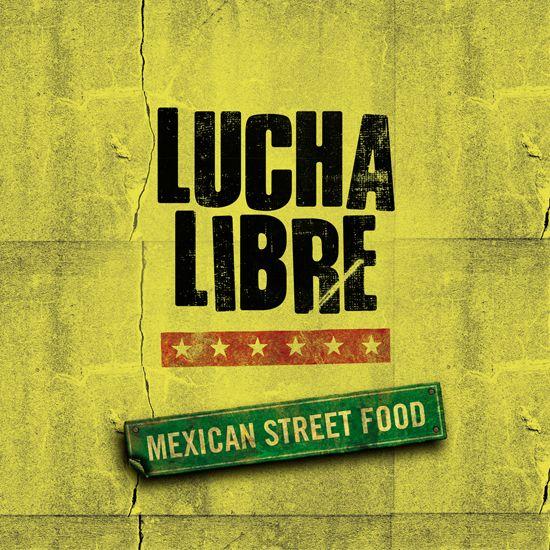 Lucha Libre Liverpool, Branding Design