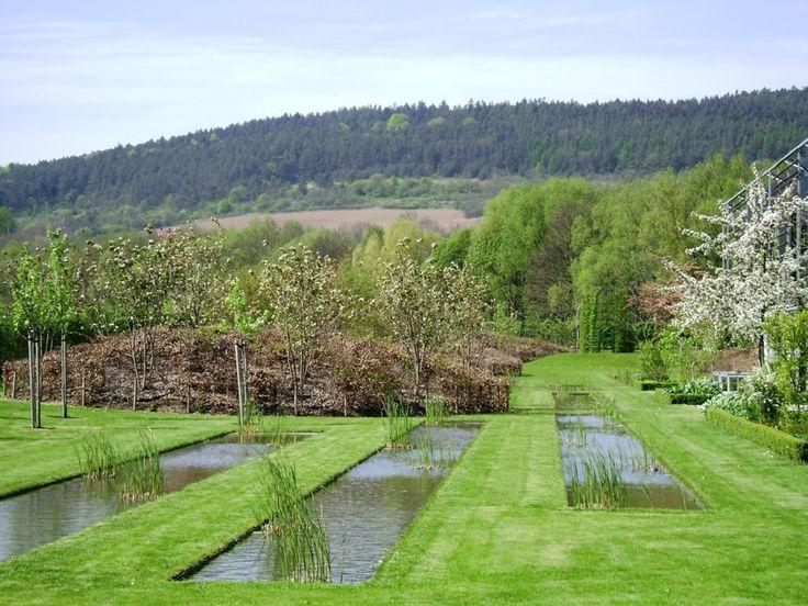 Les 521 meilleures images du tableau wirtz landscape designers sur pinterest conception de - Bassin tuin ontwerp ...