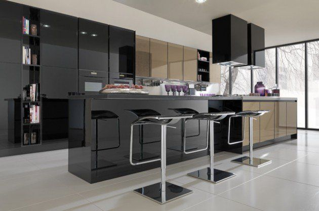 27 Classy Contemporary Italian Kitchen Design Ideas Kitchen1