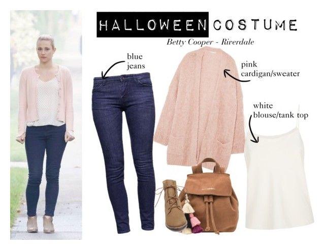 Betty Cooper Riverdale Halloween Costume Idea My Polyvore