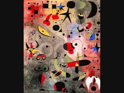 Video per introduir l'artista Joan Miró. Educació Infantil.