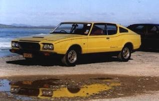 Leyland P76, should have seen what it should have looked like