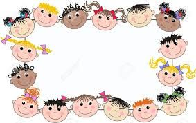 Afbeeldingsresultaat voor borders children