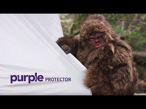 Sasquatch says this mattress protector is awesome. Why? Because it doesn't ruin your mattress, it's quiet, it's breathable, and it's stain resistant. Booya!
