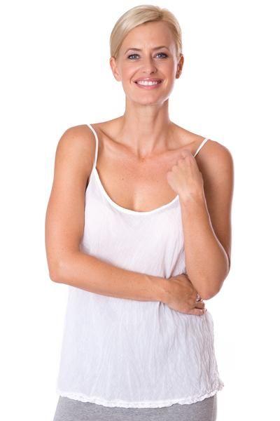 White Cami ||  Ibiza Cami in White