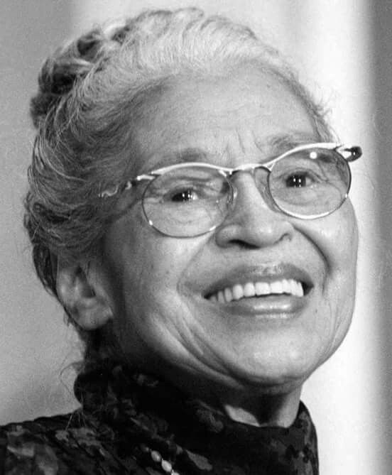 """Stand for something or you will fall for anything. Today's mighty oak is yesterday's nut that held its ground."" ` Rosa Parks"