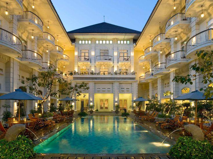 The Phoenix Hotel  - MGallery by Sofitel   Yogyakarta   Colonial  Style Hotel