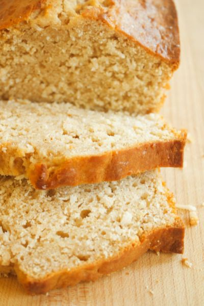 Bill Granger's Coconut Bread | Let's Live La Vida