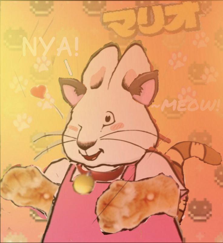 NYA! NYA! NYA! NYA! Cat Ruby