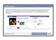 Keep Facebook cleaned up.