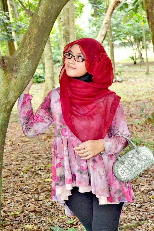 Hijab fashion, senior, photography