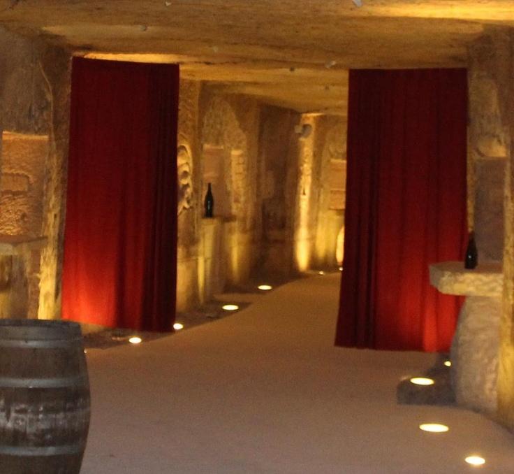 Cave des Vignerons de Panzoult #vin#chinon www.auchapeaurouge.fr