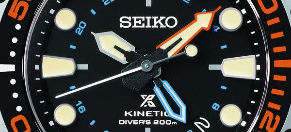 Seiko Prospex com pack de mergulho exclusivo de edição limitada