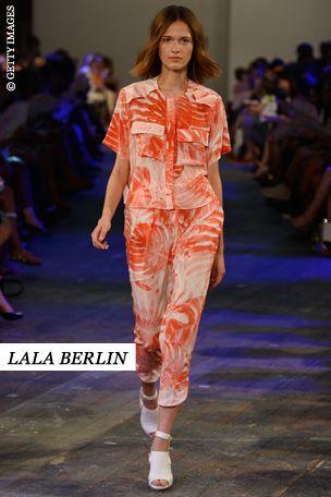 Lala Berlin, Sommertrend 2014 Palmenprint