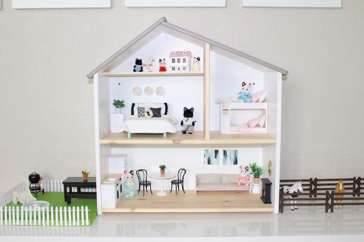 90 best Doll house renovation DIY images on Pinterest