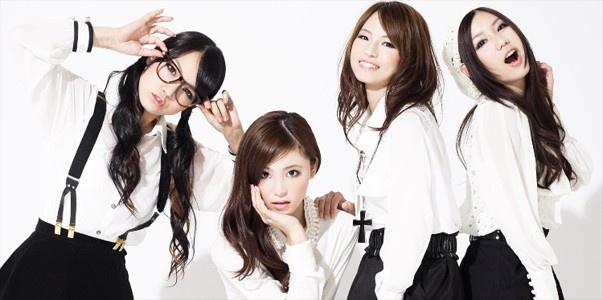 Mami, Rina, Haruna and Tomomi.