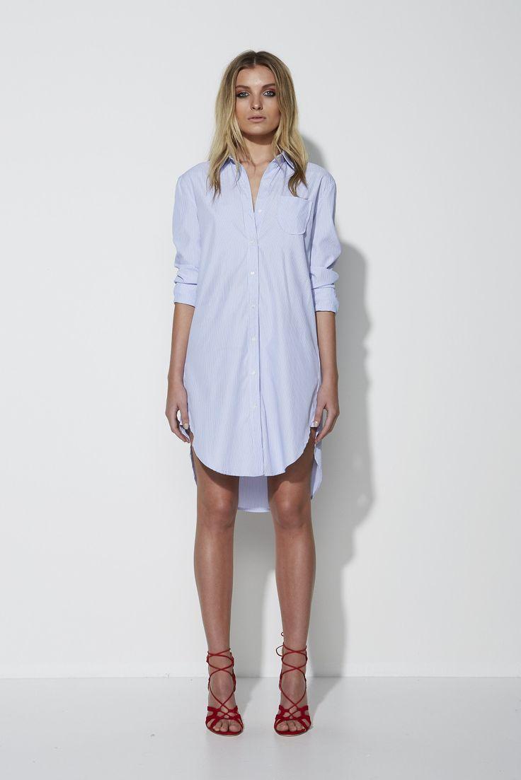 Mossman - The Secrets And Lies Shirt Dress