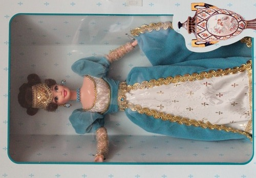 Gallery for Barbie The Great Eras Collection French Lady
