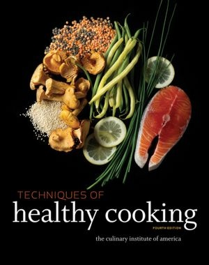 Techniques of Healthy Cooking.  Sometimes you gotta get out there and find great books on how to expand your nutrition horizons!