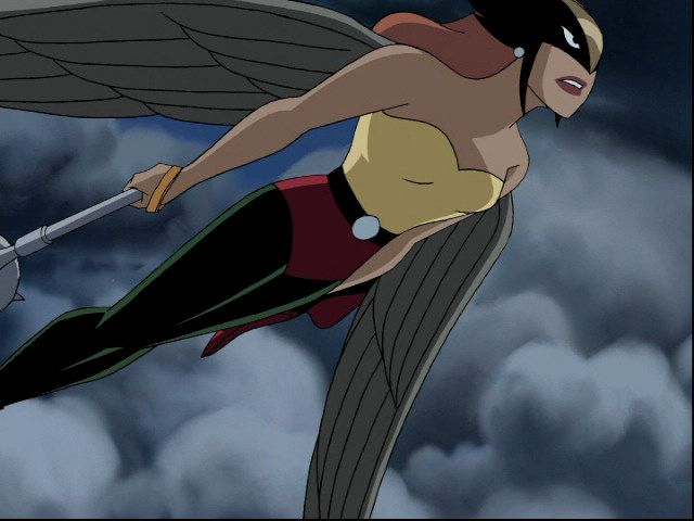 19 About Hawkgirl On P...