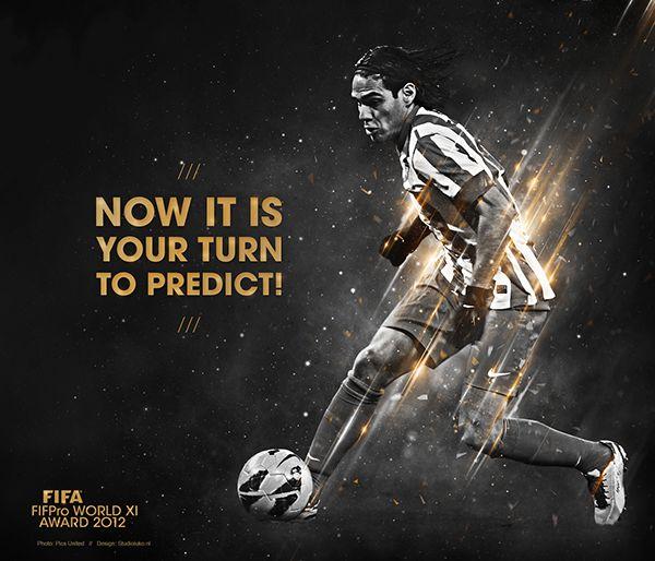 FIFA FIFPro World XI on Behance