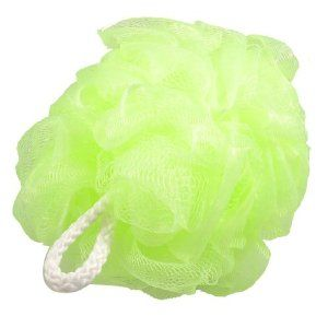 "Amico Green Bathing Bath Shower Pouf Body Cleaner Scrubber Scrubbing Tool by Amico. $3.18. Main Color : Green;Strap Girth : 17cm/ 6.7"". Product Name : Bath Shower Pouf;Material : Nylon. Weight : 40g. Total Size(Approx.) : 17 x 12 x 8.8cm / 6.7"" x 4.8"" x 3.5""(L*W*T). Package Content : 1 x Bath Shower Pouf. Made of nylon material, soft and comfortable for your daily use time. This bath pouf is gentle on skin and helps create the perfect lather. Use with your favorite shower ge..."