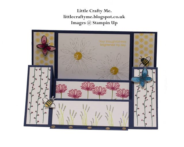 Stampin' Up! Daisy Delight from the Crafty Cupcakes Design Team - Week 1
