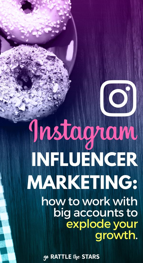 How to grow your Instagram and email list by working with influencers on Instagram. | Social Media | List Building | Online Business