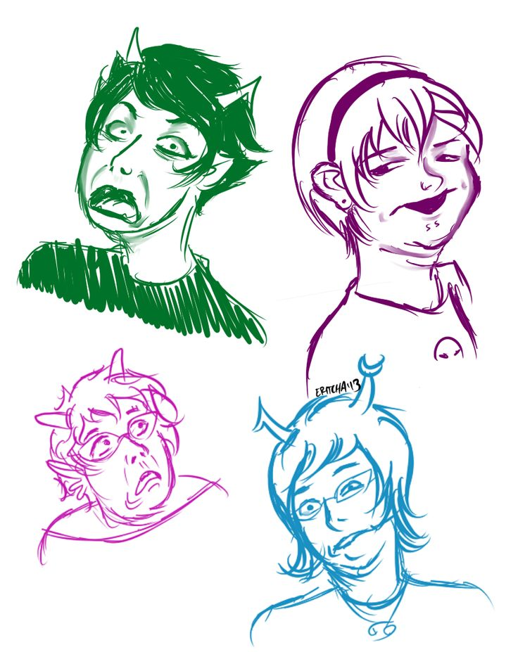 pretty girls with ugly faces | Fun to Draw Faces | Ugly ...