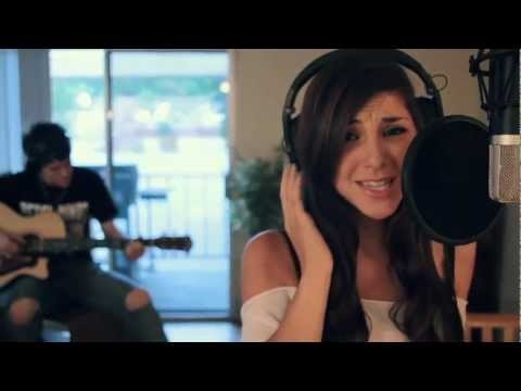 Meet Olivia Noelle.  This Katy Perry medley was beautifully arranged and sung.