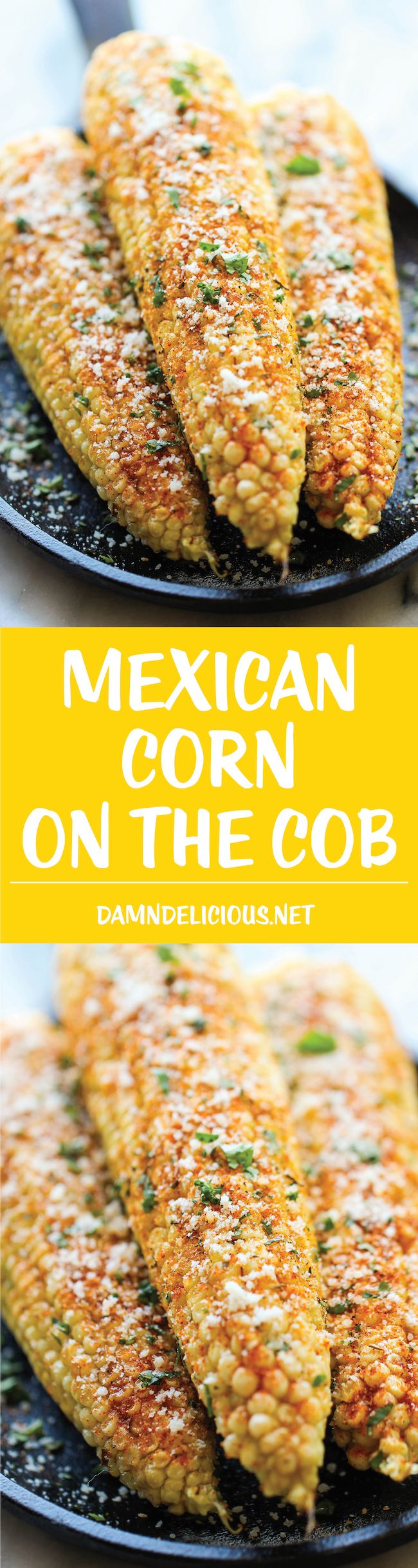 Cob - This is the best way to serve corn, brushed with melted butter ...