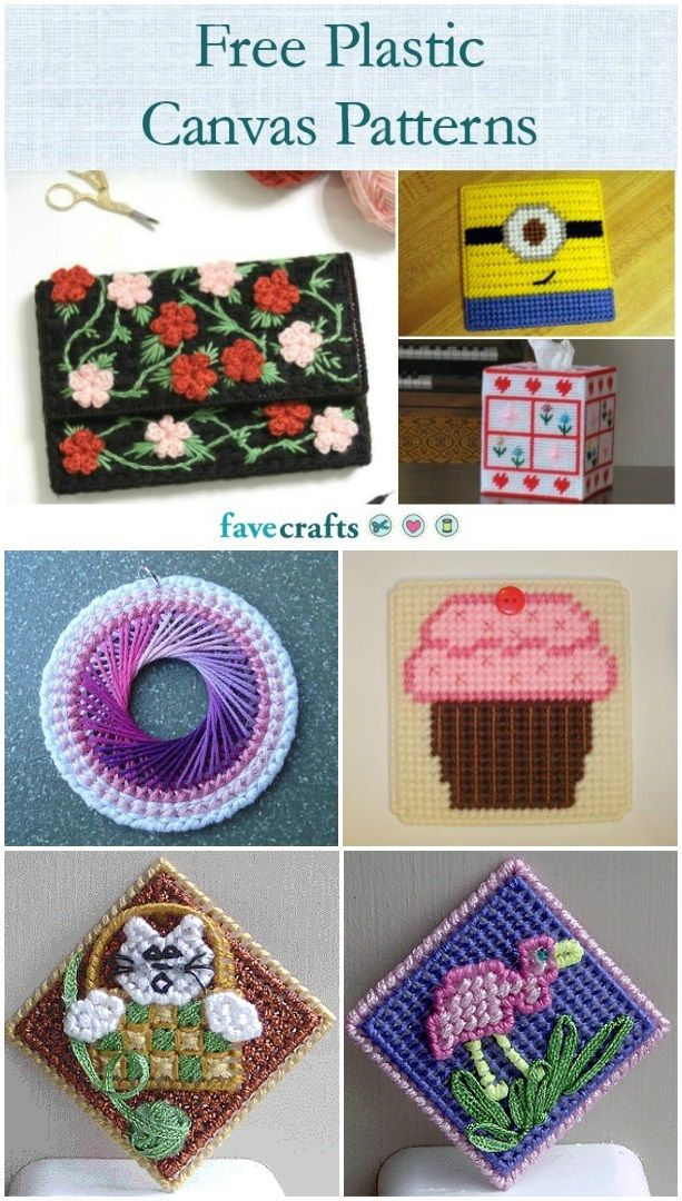 29 Free Patterns For Plastic Canvas Plastic Canvas Patterns Free