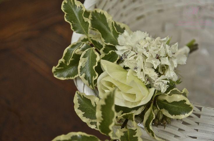 #slubne #kwiaty #butonierka #wedding #flower #buttonhole #manufakturaslubna