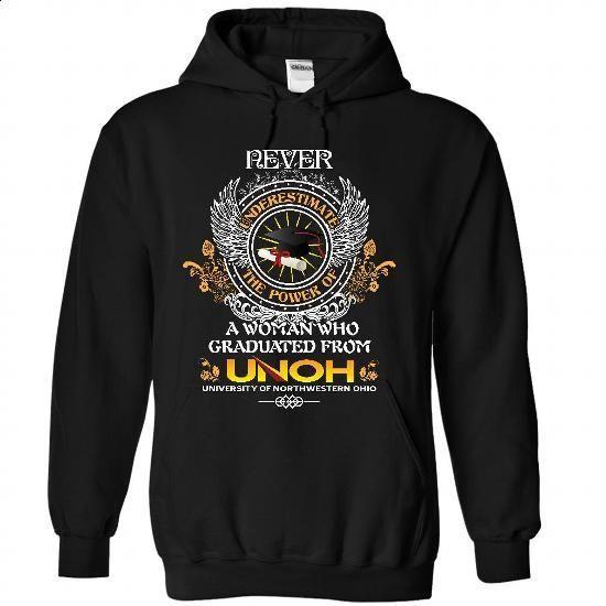 University of Northwestern Ohio Graduates. - #clothing #men hoodies. I WANT THIS => https://www.sunfrog.com/LifeStyle/University-of-Northwestern-Ohio-Graduates-4534-Black-Hoodie.html?60505