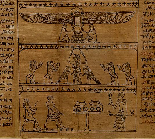 horus book of the dead