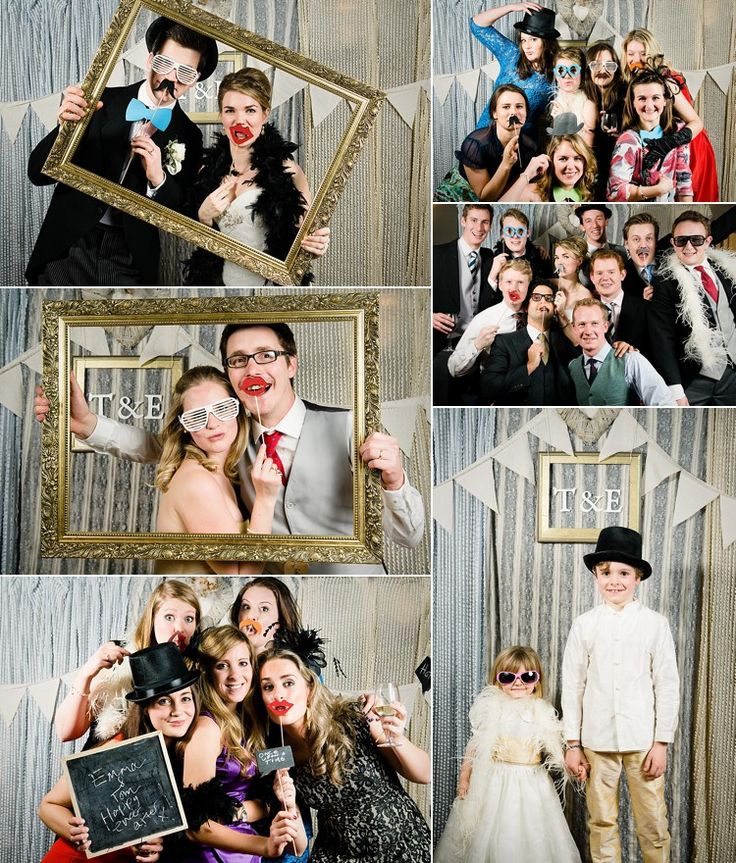 Should You Have A Photobooth At Your Wedding Reception