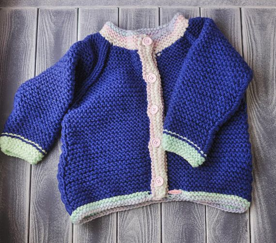 knitted jacket for kids handmade work very pretty jacket and