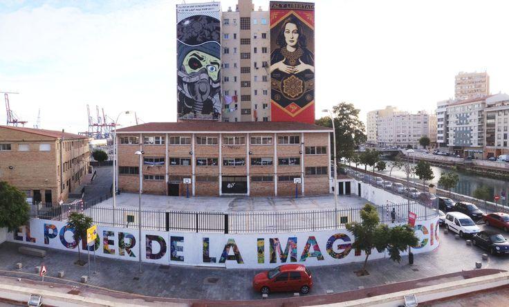 Barrio Soho Málaga. #Soho #Málaga #Barrio #Arte #Cultura #Moderno #smfe